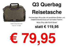 Quer Q3 Reisetasche
